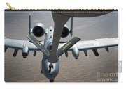 A Boom Operator Refuels An A-10 Carry-all Pouch