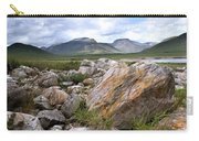 A Boulder Near Loch Garve Carry-all Pouch