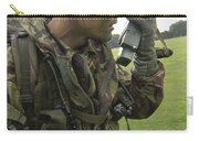 A British Army Soldier Radios Carry-all Pouch by Andrew Chittock