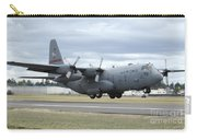 A C-130 Hercules Lands At Mcchord Air Carry-all Pouch