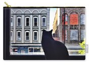A Cat's View Carry-all Pouch by Joan Meyland