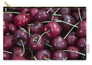 A Cherry Bunch Carry-all Pouch