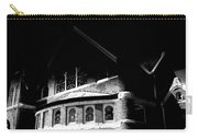 A Church On A Dark Night Carry-all Pouch