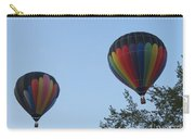 A Colorful Couple. Oshkosh 2012. Carry-all Pouch