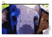 A Colorful Elephant Work Number 1 Carry-all Pouch
