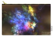 A Colorful Nebula In The Universe Carry-all Pouch