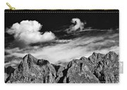A Curl In The Sky Carry-all Pouch