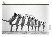 A Dance To The Morning Sun Carry-all Pouch