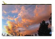 A Dramatic Summer Evening 2 Carry-all Pouch