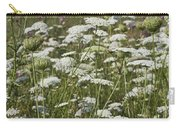 A Field Of Queen Annes Lace Carry-all Pouch