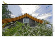 A Flowery House In Norway Carry-all Pouch