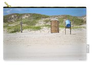 A Full Service Beach Carry-all Pouch