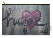 A Future Of Hope Carry-all Pouch