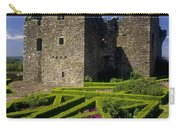 A Garden In Front Of Tully Castle Near Carry-all Pouch