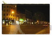 A Ghost Of Antwerp. Belgium. Carry-all Pouch