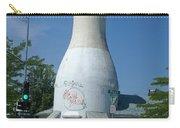 A Giant Milk Bottle In Spokane Carry-all Pouch