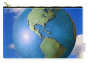 A Globe In The Sky Carry-all Pouch