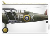 A Gloster Gladiator Mk II Carry-all Pouch by Chris Sandham-Bailey