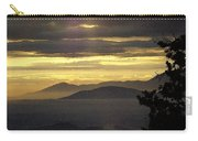 A Golden Morning Creation  Carry-all Pouch