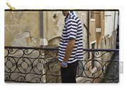 A Gondolier In Venice Carry-all Pouch