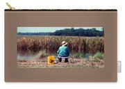 A Great Day Fishing Carry-all Pouch