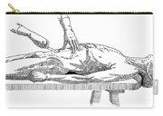 A Handbook Of Morbid Anatomy Carry-all Pouch