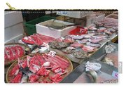 A Hong Kong Fishmonger Shop Carry-all Pouch