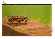 A Horse Fly Posing 1 Carry-all Pouch