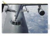 A Kc-10 Extender Prepares To Refuel Carry-all Pouch by Stocktrek Images