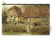 A Kentish Cottage Carry-all Pouch