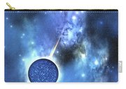 A Large Star With Concentrated Matter Carry-all Pouch by Corey Ford
