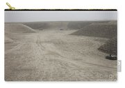 A Large Wadi Near Kunduz, Afghanistan Carry-all Pouch