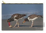 A Lesson In Fine Dinning Carry-all Pouch by Susan Candelario