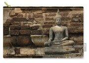 A Little Buddha Carry-all Pouch