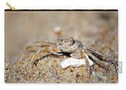 A Little Crabby Carry-all Pouch