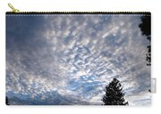 A Mackerel Sky Carry-all Pouch