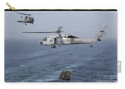A Mh-60s Knighthawk Transfers Cargo Carry-all Pouch