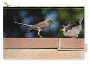 A Mothers Work Is Never Done Carry-all Pouch by Lynn Bauer