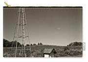 A Moving Memory Monochrome Carry-all Pouch