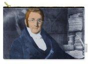 A. P. De Candolle, Swiss Botanist Carry-all Pouch