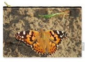 A Painted Lady Looking For Sex 8619 3369 Carry-all Pouch