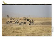 A Pair Of U.s. Army Cougar Mrap Carry-all Pouch