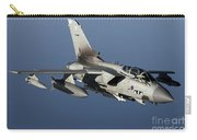 A Panavia Tornado Gr4 Of The Royal Air Carry-all Pouch by Gert Kromhout