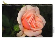 A Peach Of A Rose Carry-all Pouch