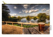 A Pint With A View  Carry-all Pouch