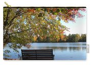 A Place For Thanks Giving Carry-all Pouch