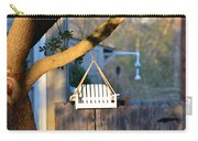 A Place To Perch Carry-all Pouch by Nikki Marie Smith