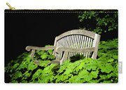 A Place To Rest Carry-all Pouch