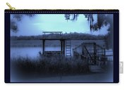 A Quiet Place By The Marsh Carry-all Pouch