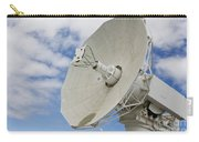A Radar Dish Aboard Mobile At-sea Carry-all Pouch